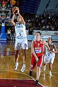 DESCRIZIONE : Venezia Additional Qualification Round Eurobasket Women 2009 Italia Croazia<br /> GIOCATORE : Mariachiara Franchini<br /> SQUADRA : Nazionale Italia Donne<br /> EVENTO : Italia Croazia<br /> GARA :<br /> DATA : 10/01/2009<br /> CATEGORIA : Tiro<br /> SPORT : Pallacanestro<br /> AUTORE : Agenzia Ciamillo-Castoria/M.Gregolin<br /> Galleria : Fip Nazionali 2009<br /> Fotonotizia : Venezia Additional Qualification Round Eurobasket Women 2009 Italia Croazia<br /> Predefinita :