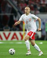 Gelsenkirchen 9/6/2006 World Cup 2006<br /> <br /> Poland Ecuador - Polonia Ecuador 0-2<br /> <br /> Photo Andrea Staccioli Graffitipress<br /> <br /> Mariusz Jop Poland