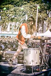 Haim performs at The Treasure Island Music Festival - San Francisco, CA - 10/20/13