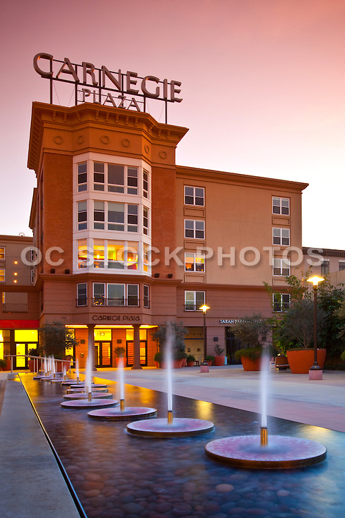 Carnegie Plaza in Anaheim