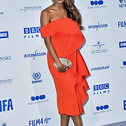 Toni Tone attends the 22nd British Independent Film Awards at Old Billingsgate on December 01, 2019 in London, England.