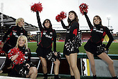 Saracens Cheerleading Competition. 15-11-08