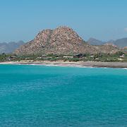Bahia Los Frailes. Cabo Pulmo, BCS. Mexico.