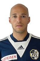 17.07.2013; Luzern; Fussball Super League - Portrait FC Luzern; Yassin Mikari (Urs Lindt/freshfocus)