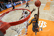 KNOXVILLE,TN - JANUARY 06, 2016 -  Guard Robert Hubbs III #3 of the Tennessee Volunteers during the game between the Florida Gators and the Tennessee Volunteers at Thompson-Boling Arena in Knoxville, TN. Photo By Craig Bisacre/Tennessee Athletics