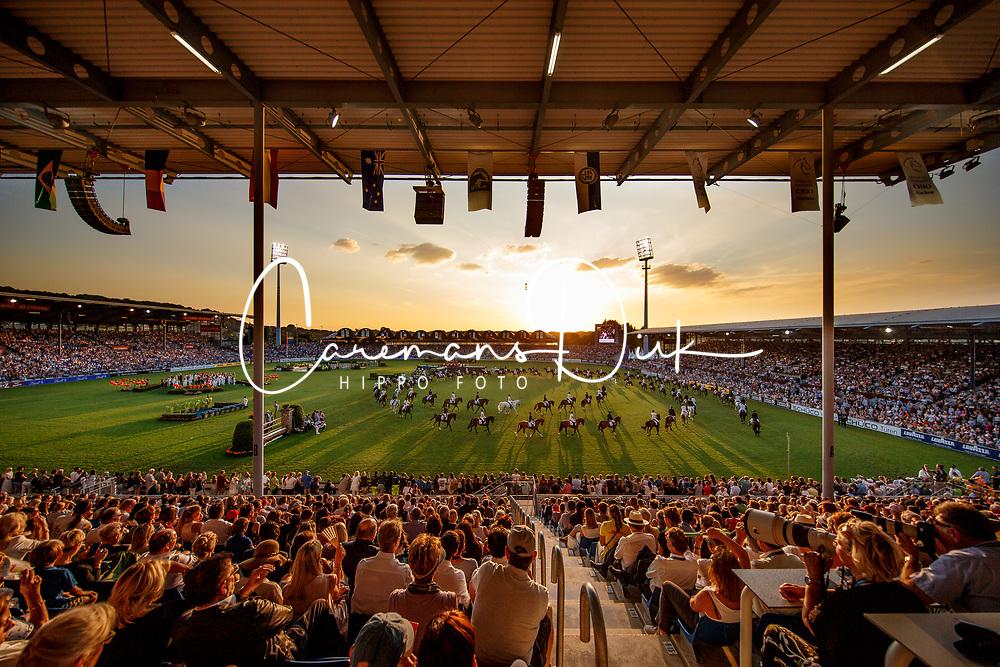 Opening ceremony met LRV inbreng<br /> CHIO Aachen 2018<br /> © Hippo Foto - Dirk Caremans<br /> Opening ceremony met LRV inbreng