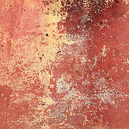 The abstract nature of the fading and chipping layers of paint on Kumasi buildings evoke memories or famous painters and interpreters of color like Rothko.