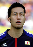 Fifa Brazil 2013 Confederation Cup / Group A Match / <br /> Japan vs Mexico 1-2  ( Mineirao Stadium - Belo Horizonte , Brazil )<br /> Maya YOSHIDA of Japan , during the match between Japan and  Mexico