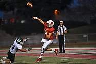 September 16,2017 - Naperville, IL,US - CCIW: North Central College vs Illinois Wesleyan  at Benedetti-Wehrli Stadium in Naperville IL. <br /> Cardinals defeat the Titans 26-13.<br /> Credit: Dean Reid