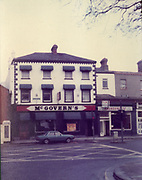 Old Dublin Amature Photos Date Unknown With 1980s, McGovern's, Pub, Launderette,