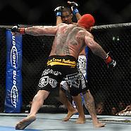 UFC 138: Munoz vs. Leben