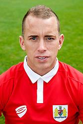 Aaron Wilbraham poses for a head shot - Photo mandatory by-line: Rogan Thomson/JMP - 07966 386802 - 04/08/2014 - SPORT - FOOTBALL - BCFC Training Ground, Failand - Bristol City, 2014/15 Team Photos.