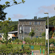 The new Peebles Primary School opposite Haylodge Park