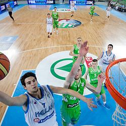 20120722: SLO, Basketball - U20 European Championship, For 7th place, Slovenia vs Greece