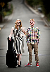 Napier-Brentwood Duo, appearing on X Factor Australia