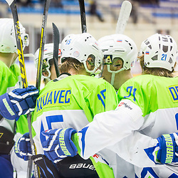 20171209: SLO, Hockey - IIHF U20 World Cup Division I, Group B - Slovenia vs Ukraine