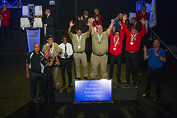 The 2017 SkillsUSA National Leadership and Skills Conference Competition Medalists were announced Friday, June 23, 2017 at Freedom Hall in Louisville. <br /> <br /> Major Appliance &amp; Refrigeration Technology<br /> <br /> Jeremy Flores<br />   High School Robert Morgan Educational Ctr &amp; Technical College<br />   Gold Miami, FL<br /> Major Appliance &amp; Refrigeration TechnologyNicholas Normandin<br />   High School Greater New Bedford RVTHS<br />   Silver New Bedford, MA<br /> Major Appliance &amp; Refrigeration TechnologyConnor V Brandt<br />   High School Cherokee Technology Center<br />   Bronze Gaffney, SC<br /> Major Appliance &amp; Refrigeration TechnologyWilliam Almon<br />   College Rowan Cabarrus Community College - Salisbury<br />   Gold Salisbury, NC<br /> Major Appliance &amp; Refrigeration TechnologyTerry Bush<br />   College Columbus Technical College<br />   Silver Columbus, GA<br /> Major Appliance &amp; Refrigeration TechnologyBreon Daniels<br />   College Robert Morgan Educational Ctr &amp; Technical College<br />   Bronze Miami, FL