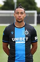 KNOKKE-HEIST, BELGIUM - JULY 10: Arnaut Danjuma of Club Brugge during the 2019 - 2020 season photo shoot of Club Brugge on July 10, 2019 in Knokke-Heist, Belgium. (Photo by Vincent Van Doornick/Isosport)