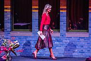 AMSTERDAM  7-12 -2017 Koningin Maxima opent donderdag 7 december in De Beurs van Berlage in Amsterdam de vijfde IGNITE conferentie van de Nederlandse ontwikkelingsorganisatie SPARK. De conferentie &lsquo;Rebuilding Futures&rsquo; richt zich op ondernemerschap en hoger onderwijs in de wederopbouw van landen na conflictsituaties. Koningin M&aacute;xima is aanwezig in haar hoedanigheid van speciale pleitbezorger van de VN secretaris-generaal voor inclusieve financiering voor ontwikkeling. ROBIN UTRECHT<br /> <br /> AMSTERDAM 7-12 -2017 Queen Maxima will open the fifth IGNITE conference of the Dutch development organization SPARK at De Beurs van Berlage in Amsterdam on Thursday 7 December. The conference 'Rebuilding Futures' focuses on entrepreneurship and higher education in the reconstruction of countries after conflict situations. Queen M&aacute;xima is present in her capacity as special advocate of the UN secretary-general for inclusive financing for development.ROBIN UTRECHT