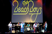 The Beach Boys performs during the Madgarden Festival Concert  in Madrid