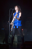 Alanis Morisstte performs at Auditorio Nacional in Mexico city