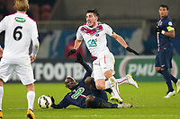 Zoumana Camara (PSG) vs CRIVELLI Enzo (Bordeaux)