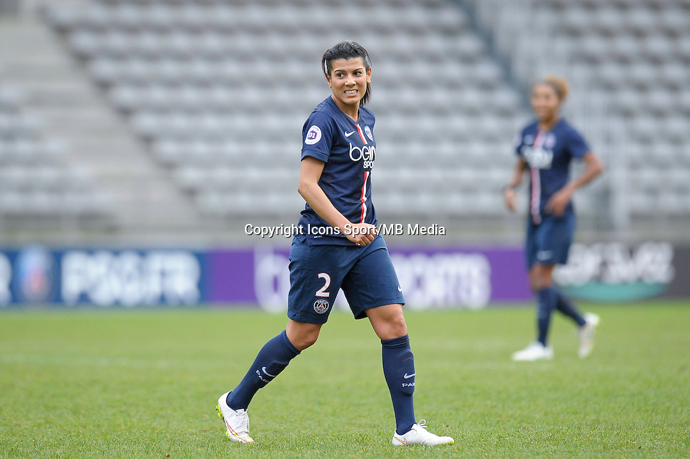 Kenza Dali  - 20.12.2014 - PSG / Montpellier - 14eme journee de D1<br /> Photo : Andre Ferreira / Icon Sport