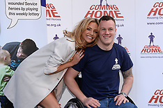 OCT 30 2013 Sarah Harding Coming Home Photocall