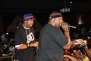 EPMD performs at The 2008 Black August Benefit Concert held at BB Kings on August 31, 2008..2008 begins the second decade of Black August Hip Hop Project benefit concerts which assist and support Political Prisoners. The Malcolm X Grassroots Movement is an organization whose mission is to defend the human rights of people and promote self-determination in our community.