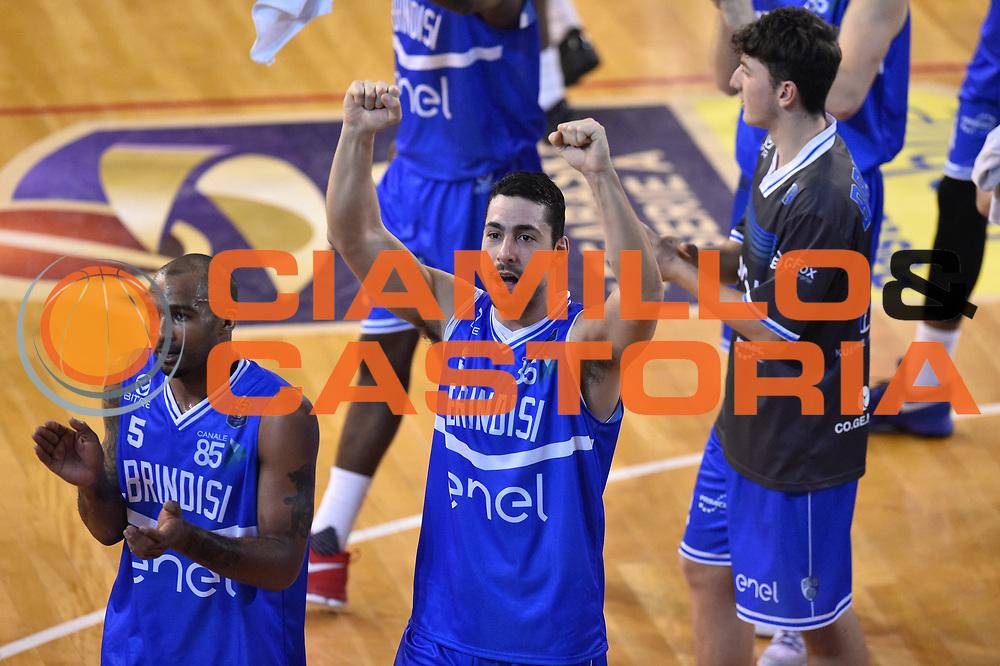Cardillo Marco<br /> Germani Basket Brescia vs Enel Brindisi<br /> Lega Basket Serie A 2016/2017<br /> Brescia 11032017<br /> Foto Ciamillo-Castoria/G. Ciamillo