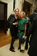 Judith Greve and Chiara Gnutti, PARTY AFTER THE OPENING OF THE ANISH KAPOOR EXHIBITION AT THE LISSON GALLERY. Duchess Palace, 16 Mansfield St. London. W1. 10 October 2006. -DO NOT ARCHIVE-© Copyright Photograph by Dafydd Jones 66 Stockwell Park Rd. London SW9 0DA Tel 020 7733 0108 www.dafjones.com