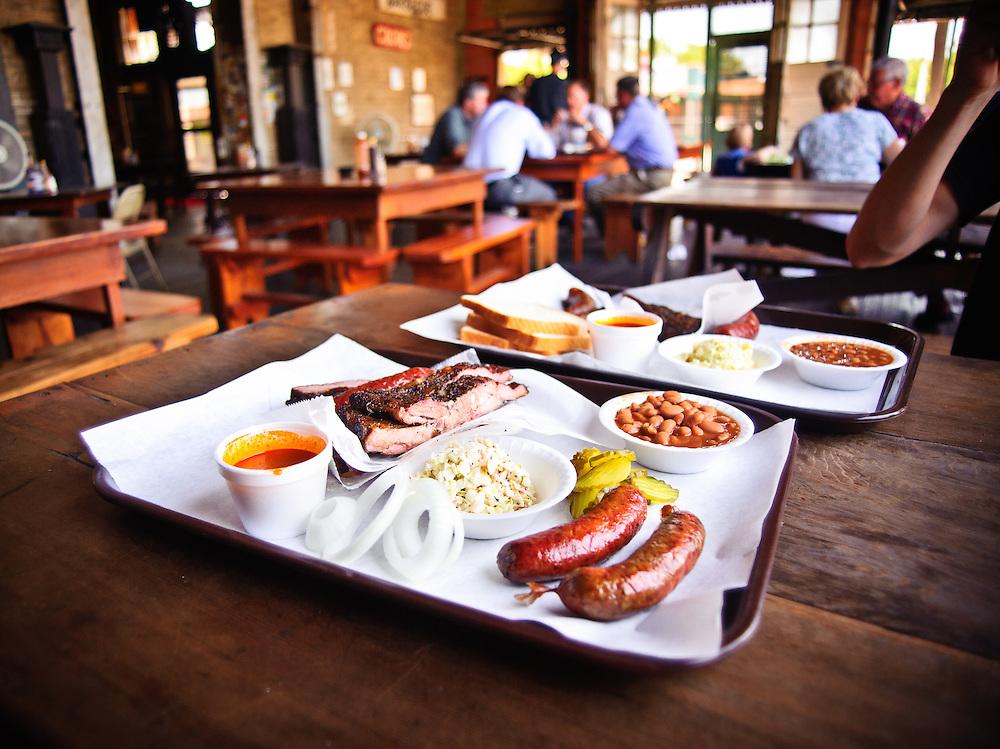 Louie Mueller Barbecue- Taylor, Texas