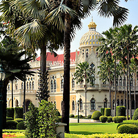 Government House in Bangkok, Thailand <br />