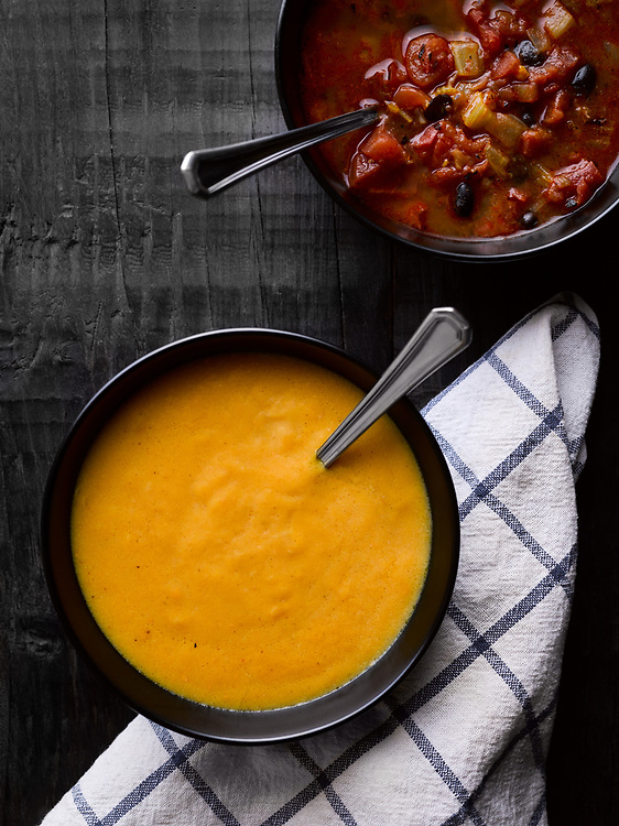 Fall soups for Cosi
