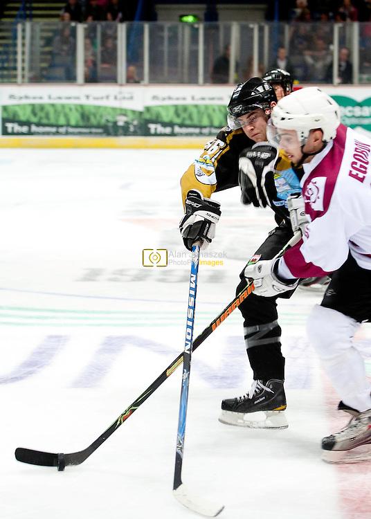 Winter Varsity 2012 Ice Hockey at the Sheffield Arena