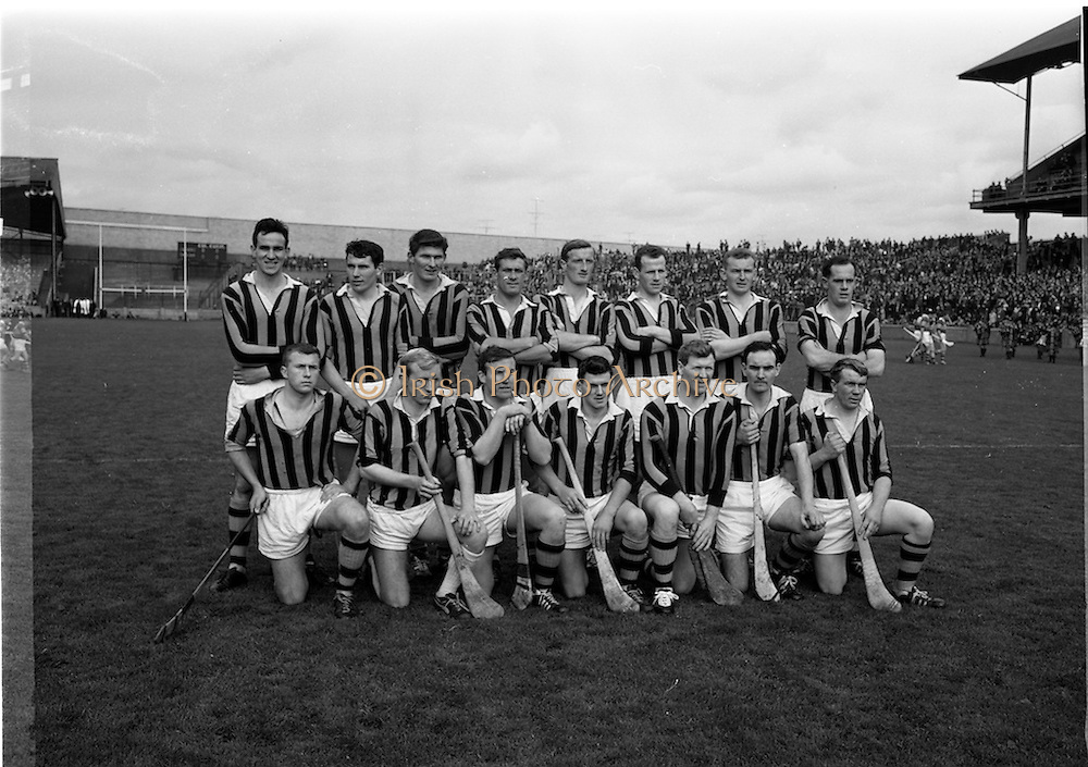 17/10/1965<br /> 10/17/1965<br /> 17 October 1965<br /> Oireachtas Final: Kilkenny v Tipperary at Croke Park, Dublin.<br /> Kilkenny team.