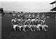 17/10/1965<br /> 10/17/1965<br /> 17 October 1965<br /> Oireachtas Final: Kilkenny v Tipperary at Croke Park, Dublin.<br /> Kilkenny team.