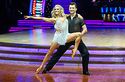 Ashley Roberts and Pasha Kovalev attend the photocall for the 'Strictly Come Dancing' live tour at Arena Birmingham on 17 January 2019 in Birmingham, England. Picture date: Thursday 17 January, 2019. Photo credit: Katja Ogrin/ EMPICS Entertainment.