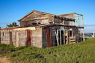 House in Punta de Cartas, Pinar del Rio, Cuba.