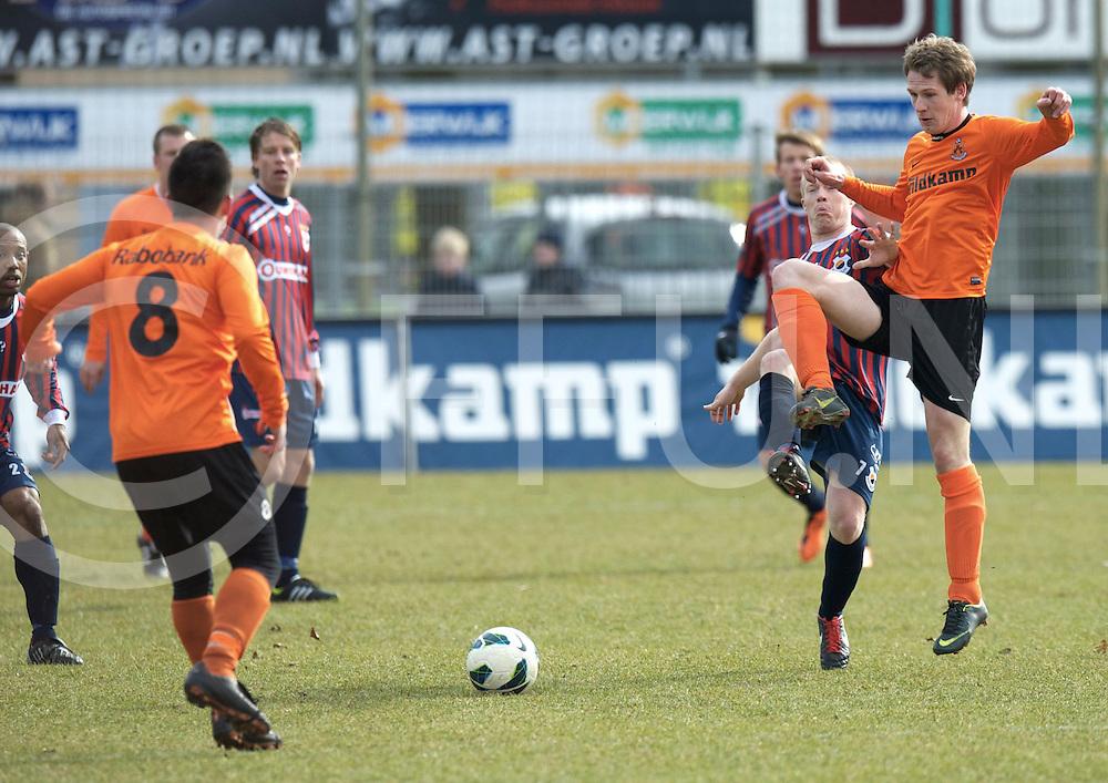 HARDENBERG - HHC - Katwijk..Foto: Voetbal topklasse.FFU PRESS AGENCY COPYRIGHT FRANK UIJLENBROEK.
