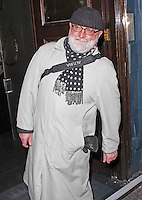 LONDON - March 25: Alexei Sayle at the Chortle Comedy Awards (Photo by Brett D. Cove)