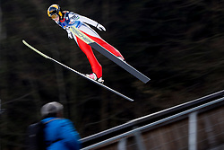 Julia Tervahartiala from Finland during Qualification Round at Day 2 of FIS Ski Jumping World Cup Ladies Ljubno 2018, on January 27, 2018 in Ljubno ob Savinji, Slovenia. Photo by Urban Urbanc / Sportida