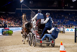 Degrieck Dries, BEL, Alando, Amory M, Curiosa I, Hunter<br /> Jumping Mechelen 2019<br /> © Hippo Foto - Dirk Caremans<br />  30/12/2019