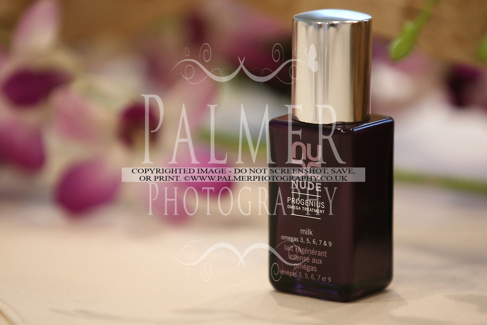 NUDE Skincare Product and Corporate Photography