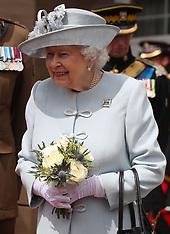 Royal visit to Leuchars - 5 July 2018