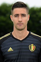 June 5, 2018 - Tubize, BELGIQUE - TUBIZE, BELGIUM - JUNE 5 : Koen Casteels  goalkeeper of Belgium posing for a individual photo after the National Soccer Team of Belgium team picture with the final selection prior to the 2018 FIFA World Cup Russia at the national training center on June 05, 2018 in Tubize, Belgium, 5/06/2018 (Credit Image: © Panoramic via ZUMA Press)