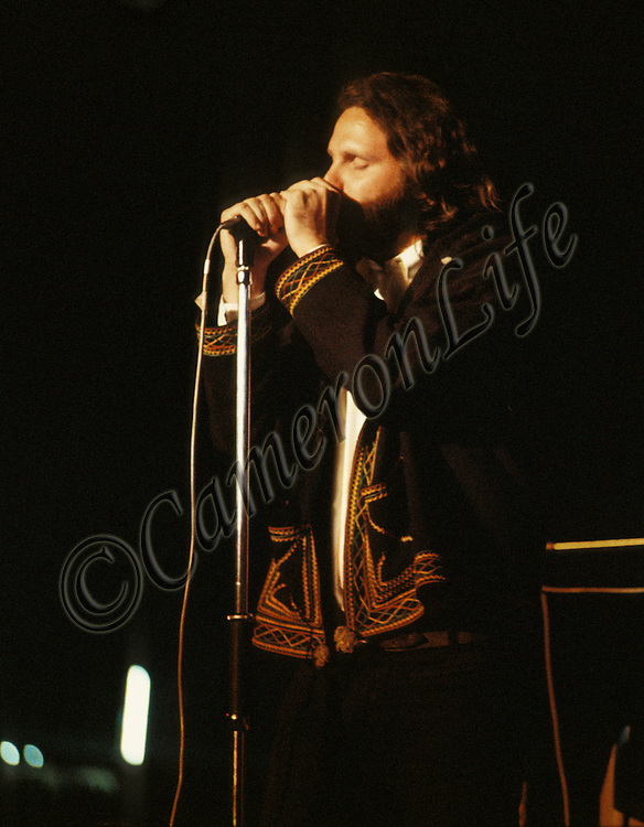 Jim Morrison &ndash; by Charles Everest - Limited Edition Giclee Print &ndash; image size 609 x 445 mm on Hahnemuhle 285 gsm Fine Art Pearl Paper. <br />