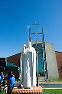 15 Oct. 2016 Forked River USA / St Pius X celebrates it's 10th year in their new church with a festival open to all  /  Michael Glenn  / Glenn Images