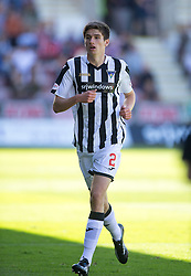 Dunfermline&rsquo;s Ryan Williamson. <br /> Dunfermline 7 v 1 Cowdenbeath, SPFL Ladbrokes League Division One game played 15/8/2015 at East End Park.