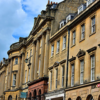 Circulating Library and Reading Room in Bath, England<br />